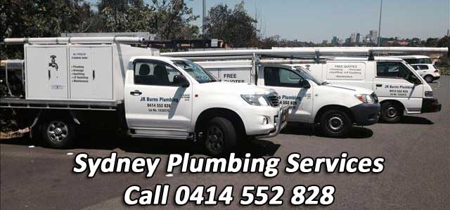 Call JR Burns Plimbing for Sydney Plumbing Services